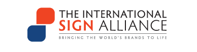 The International Sign Alliance Logo